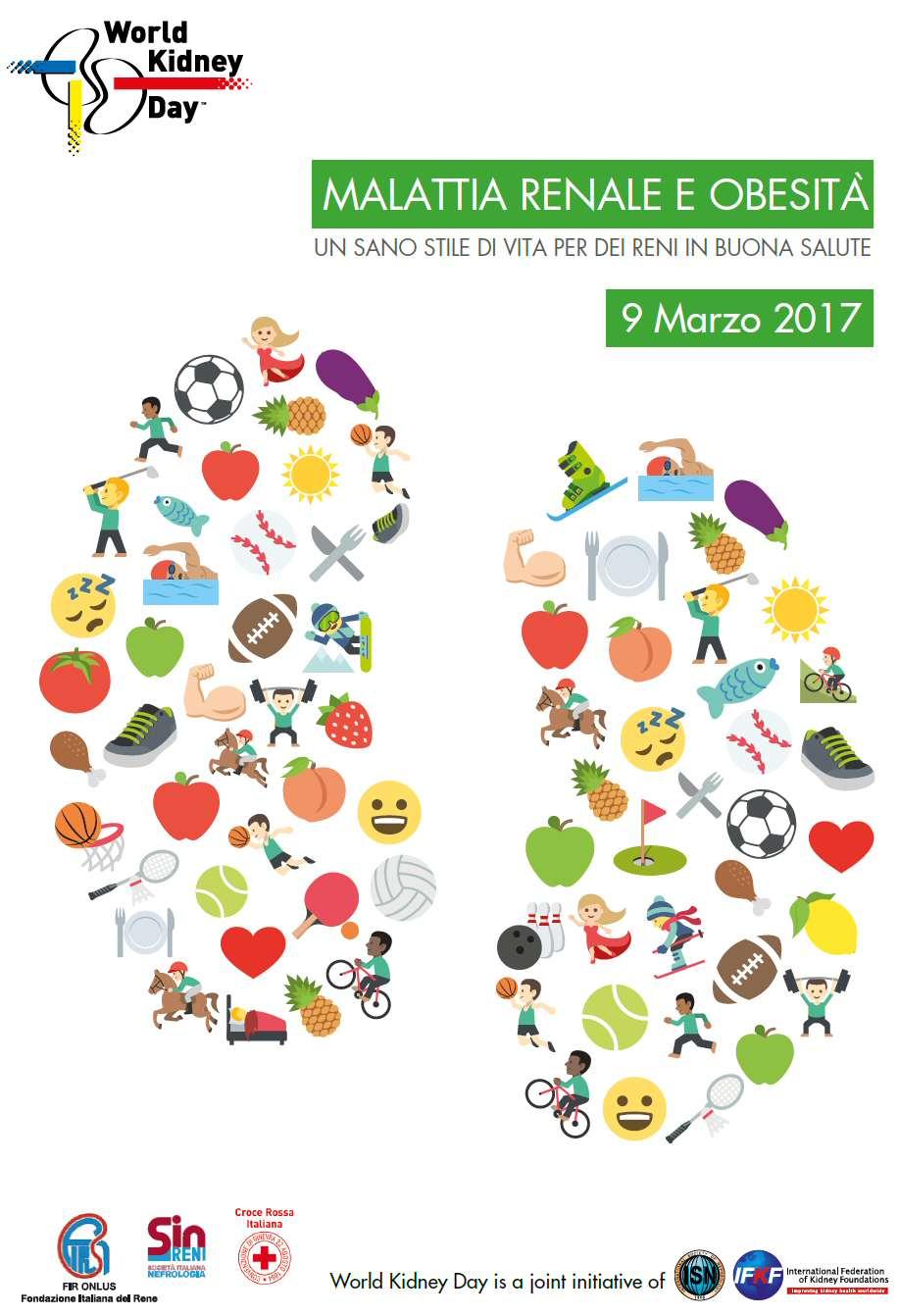 Giornata Mondiale del Rene 2017