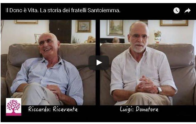 Puglia e il dono, la storia di due fratelli
