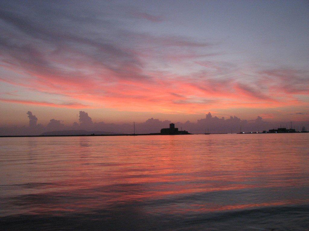 trapani-tramonto